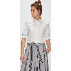 Answear - Koszula Femifesto. Szare koszule damskie ANSWEAR, l, z bawełny, eleganckie, z klasycznym kołnierzykiem, z długim rękawem. W wyprzedaży za 94,90 zł.