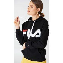 Bejsbolówki męskie: FILA Bluza z kapturem Classic Logo - Black