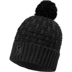 Czapki męskie: Buff Czapka Knitted Airon Black kolor czarny, roz. 50×22 (BH111021.999.10.00)