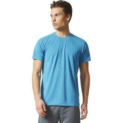 Adidas Koszulka męska Freelift Chill2 niebieska r. M (BR4155). Czarne koszulki sportowe męskie marki Adidas, do piłki nożnej. Za 156,44 zł.