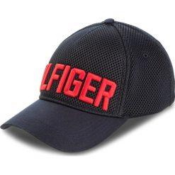 Czapka męska TOMMY HILFIGER - Hilfiger Trucker Cap AM0AM03324 413. Niebieskie czapki damskie marki TOMMY HILFIGER. Za 179,00 zł.