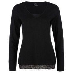 S.Oliver Koszulka Damska, 36, Czarna. Czarne bluzki asymetryczne S.Oliver, s, dekolt w kształcie v. Za 99,00 zł.