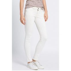 Marc O'Polo - Jeansy. Szare jeansy damskie rurki Marc O'Polo. W wyprzedaży za 179,90 zł.
