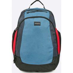 Quiksilver - Plecak. Niebieskie plecaki męskie Quiksilver, z poliesteru. W wyprzedaży za 129,90 zł.