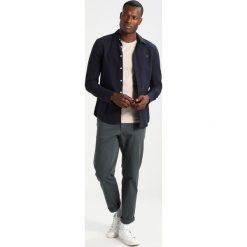 Spodnie męskie: Sisley Spodnie materiałowe olive