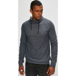S. Oliver - Bluza. Czarne bluzy męskie rozpinane S.Oliver, l, z bawełny, bez kaptura. Za 129,90 zł.