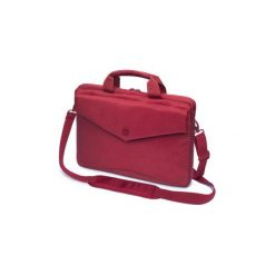 Torba do laptopa Dicota Code Slim Case for MacBook Pro 15 czerwona (D30607). Czerwone torby na laptopa marki Dicota, w paski. Za 136,99 zł.