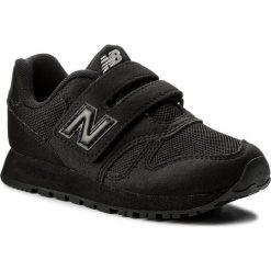 Trampki chłopięce: Sneakersy NEW BALANCE – KV373ABY Czarny