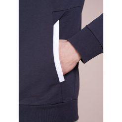 Bejsbolówki męskie: BOSS ATHLEISURE SKAZ Bluza rozpinana navy