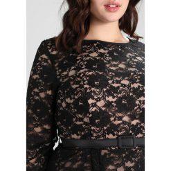 Sukienki hiszpanki: City Chic LOVER Sukienka koktajlowa black