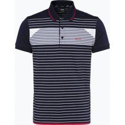 Koszulki polo: BOSS Menswear Athleisure - Męska koszulka polo – Paddy 5, niebieski