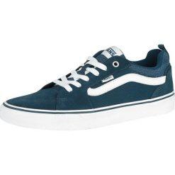 Vans Filmore Buty sportowe niebieski/biały. Białe buty sportowe męskie marki Vans, z gumy. Za 199,90 zł.