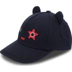 Czapka z daszkiem TOMMY HILFIGER - Mascot Cap AU0AU00308 901. Niebieskie czapki z daszkiem damskie marki TOMMY HILFIGER, z bawełny. Za 129,00 zł.
