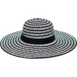 Kapelusz damski Zygzaki czarny (cz16114-3). Czarne kapelusze damskie Art of Polo. Za 32,73 zł.