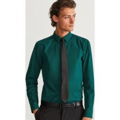 Koszula regular fit - Khaki. Brązowe koszule męskie marki LIGNE VERNEY CARRON, m, z bawełny. Za 69,99 zł.