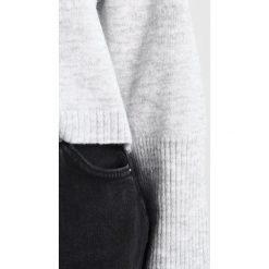 Swetry klasyczne damskie: Topshop Petite Sweter grey