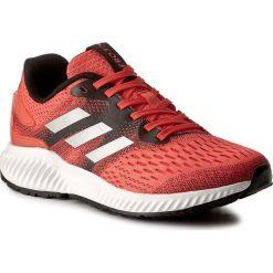 Buty adidas - Aerobounce W BW0295  Eascor/Silvn. Czarne buty do biegania damskie marki Adidas, z kauczuku. W wyprzedaży za 269,00 zł.