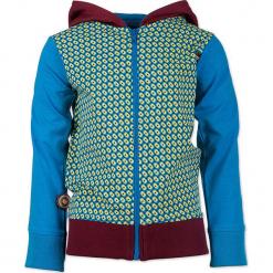 """Bluza """"Wide Lovely Eyes"""" w kolorze niebiesko-bordowym. Czerwone bluzy niemowlęce 4FunkyFlavours Kids. W wyprzedaży za 102,95 zł."""