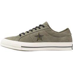 Converse ONE STAR UTILITY Tenisówki i Trampki dark stucco/egret/herbal. Szare tenisówki damskie marki Converse, z gumy. W wyprzedaży za 341,10 zł.