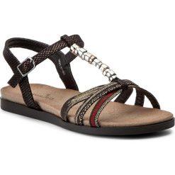 Sandały damskie: Sandały JENNY FAIRY – WP41-331321 Czarny