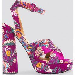 Rzymianki damskie: Steve Madden Sandały Jodi – Pink,Multicolor