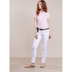 Polo Ralph Lauren SKINNY FIT Koszulka polo county club pink. Czerwone t-shirty damskie Polo Ralph Lauren, xl, z bawełny. Za 379,00 zł.