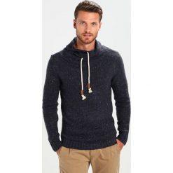 Swetry klasyczne męskie: Key Largo VINCE Sweter navy