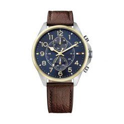 Zegarki męskie: Tommy Hilfiger Dean 1791275 - Zobacz także Książki, muzyka, multimedia, zabawki, zegarki i wiele więcej