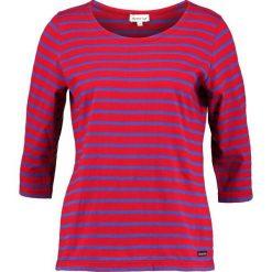 Bluzki asymetryczne: Armor lux MARINIERE CAP COZ Bluzka z długim rękawem red