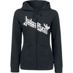 Judas Priest Wireframe Firepower Bluza z kapturem rozpinana damska czarny. Czarne bluzy rozpinane damskie Judas Priest, m, z nadrukiem, z kapturem. Za 144,90 zł.