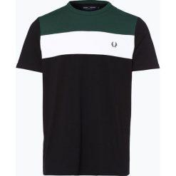 Fred Perry - T-shirt męski, czarny. Czarne t-shirty męskie Fred Perry, m, z bawełny. Za 199,95 zł.