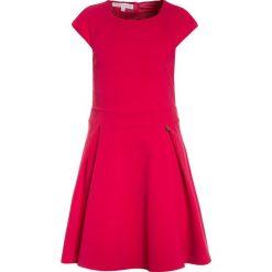 Sukienki dziewczęce z falbanami: Patrizia Pepe DRESS Sukienka koktajlowa fuchsias