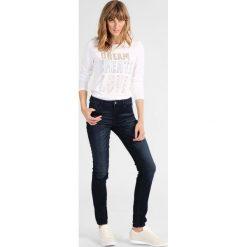 Bluzki asymetryczne: Gaudi Bluzka z długim rękawem white
