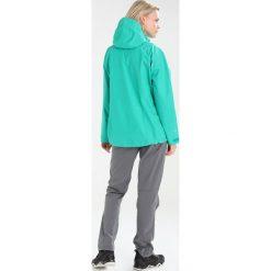 Berghaus PACLITE 2.0 SHELL Kurtka hardshell deep green. Zielone kurtki sportowe damskie Berghaus, z hardshellu. W wyprzedaży za 399,50 zł.