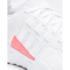 Adidas Originals EQT SUPPORT  Tenisówki i Trampki white/turbo. Białe trampki chłopięce adidas Originals, z materiału. W wyprzedaży za 279,30 zł.