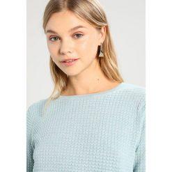 Swetry klasyczne damskie: Soyaconcept NIAKA Sweter cloud green