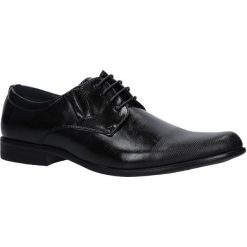 Czarne buty wizytowe Casu MXC418. Czarne buty wizytowe męskie Casu. Za 79,99 zł.