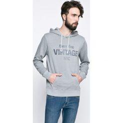 Jack & Jones Vintage - Bluza. Brązowe bluzy męskie rozpinane marki SOLOGNAC, m, z elastanu. W wyprzedaży za 79,90 zł.