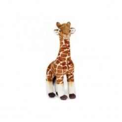 Maskotka DANTE National Geographic Żyrafa. Brązowe przytulanki i maskotki marki DANTE, z materiału. Za 69,90 zł.