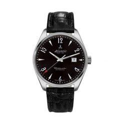 Zegarki męskie: Atlantic Worldmaster Art Deco 51752.41.65S - Zobacz także Książki, muzyka, multimedia, zabawki, zegarki i wiele więcej