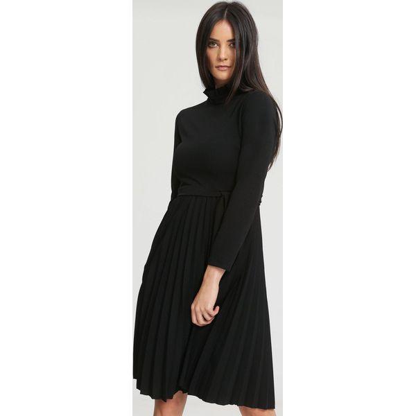 8f3b727989 Czarna Sukienka For You - Czarne sukienki damskie other