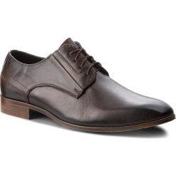 Półbuty SERGIO BARDI - Bedero FW127366618IG 105. Brązowe buty wizytowe męskie Sergio Bardi, z materiału. Za 229,00 zł.