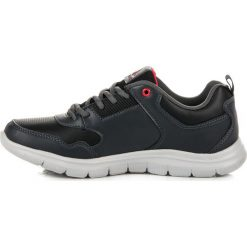 OBUWIE SPORTOWE MĘSKIE. Czarne buty sportowe męskie AX BOXING. Za 99,95 zł.