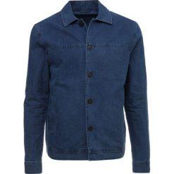 Samsøe & Samsøe CUSACK  Kurtka jeansowa denim blue. Niebieskie kurtki męskie jeansowe marki Reserved, l. Za 669,00 zł.
