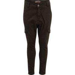 Blue Effect LOW CROTCH CROPPED Bojówki darkolive. Zielone jeansy chłopięce Blue Effect. W wyprzedaży za 135,85 zł.