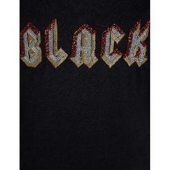 IKKS STAR DUST Bluzka z długim rękawem noir. Czarne bluzki dziewczęce bawełniane IKKS, z długim rękawem. W wyprzedaży za 135,85 zł.