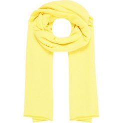 Szaliki damskie: FTC Cashmere CLASSIC SCARF Szal citrus yellow
