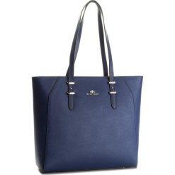 Torebka WITTCHEN - 86-4E-421-7 Granatowy. Niebieskie torebki klasyczne damskie Wittchen, ze skóry. W wyprzedaży za 429,00 zł.