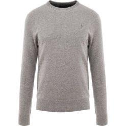 Polo Ralph Lauren Sweter fawn grey heather. Szare swetry klasyczne męskie Polo Ralph Lauren, m, z materiału, polo. Za 629,00 zł.