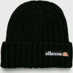 Ellesse - Czapka. Czarne czapki zimowe męskie Ellesse. W wyprzedaży za 99,90 zł.